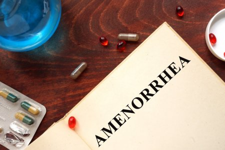 аменорея или почему нет менструации