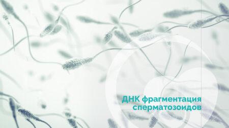 ДНК фрагментація сперматозоїдів