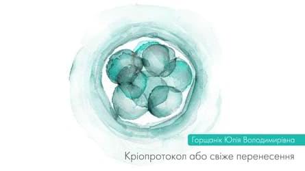 Кріопротокол або свіже перенесення