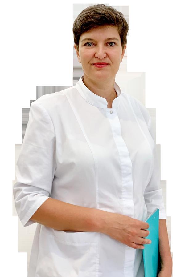 Ярославцева Ирэна Владимировна Акушер-гинеколог, маммолог