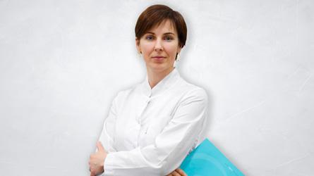 Шаргородская Анна Витальевна