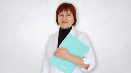 Ткаченко Жанна Сергеевна